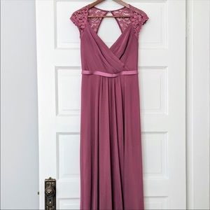 David's Bridal Dress in Chianti